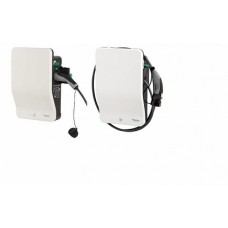 SE Компактная навесная зарядная станция для электромобилей WALLBOX STD T2S 3, 7kW