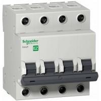 SE EASY 9 Автоматический выключатель 4P 16A (B)