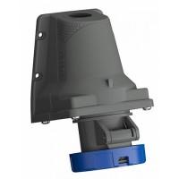 ABB Easy&Safe Розетка для монтажа на поверхность 232ERS6W, 32A, 2P+E, IP67, 6ч