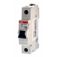 ABB S201M Автоматический выключатель 1P 10А (D)10kA