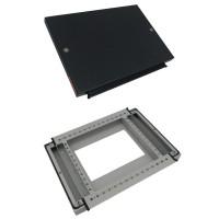 DKC Комплект, крыша и основание, для шкафов DAE, ШхГ: 1000 x 400 мм