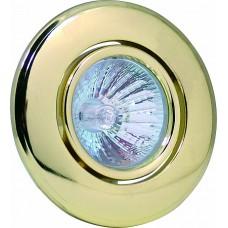 Horoz Electric HL750 Точечный св-к 50W MR16 G5.3/G6.35 Золото