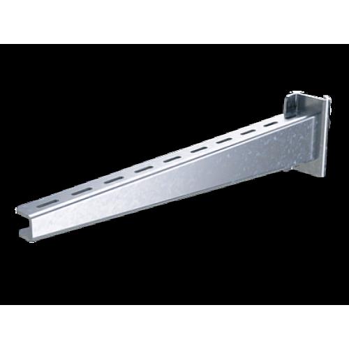 DKC Усиленная консоль L400 для I-профиля BPM-50, горячеоцинкованная