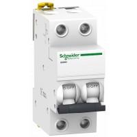 SE Acti 9 iK60 Автоматический выключатель 2P 10A (C)