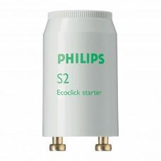 PH Стартер S2 4-22W SER 220-240V EUR/12X25