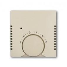 ABB BJB Basic 55 Беж Накладка для терморегулятора (мех. 1094 U, 1097 U)