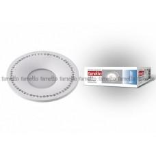 Uniel Fametto Vernissage Светильник LED круг GU5.3 IP20 белый