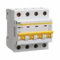IEK Автоматический выключатель ВА47-29М 4P 32A 4,5кА х-ка C