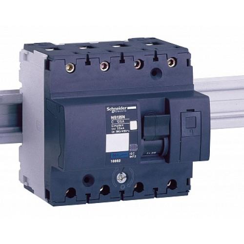 SE Acti 9 NG125L Автоматический выключатель 4P 10А (C)