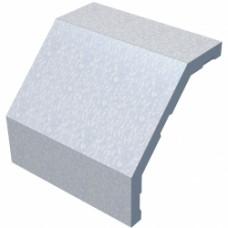 Крышка на угол (поворот) КМ-Профиль