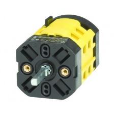 DKC Переключатель кулачковый для амперметра на три полож. на 20А