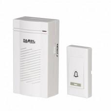 Zamel Звонок CLASSIC беспроводной радиус действия 100м (питание от батареек)