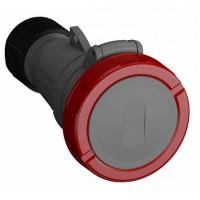 ABB Easy&Safe Розетка кабельная 316EC6W, 16А, 3P+E, IP67, 6ч