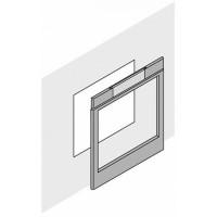 ABB Крышка для Tmax XT4 3P монтаж на плате