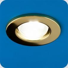 Italmac Prima 50 0 04 Светильник встраиваемый R50 1x50W E14 золото