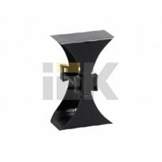 IEK Канал-соединитель КМ43002 для установочных коробок (для коробки КМ40022)