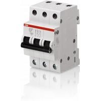 ABB SH203L Автоматический выключатель 3P 10А (С) 4,5kA