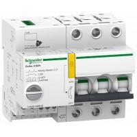 SE Acti 9 Smartlink Reflex iC60N Автоматический выключатель с дистанционным приводом 3P 10A C Ti24