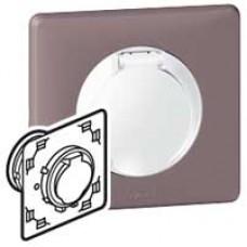 Legrand Celiane Бел Розетка с электрическим контактом для централиз.системы пылеудаления