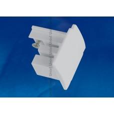 Uniel Заглушка торцевая для шинопровода,  серебро