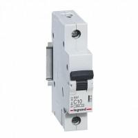 Legrand RX3 Автоматический выключатель 1P 10А (C) 4,5kA