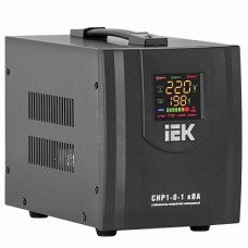 IEK Стабилизатор напряжения серии HOME 1 кВА (СНР1-0-1)