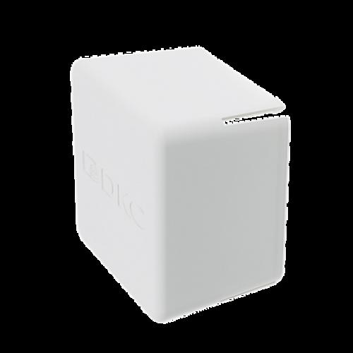DKC Заглушка торцевая для одиночного С-образного профиля 41х41 мм или двойного С-образного профиля 41х21 мм, белая RAL9010