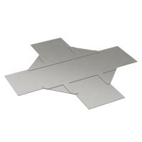 DKC Крышка на Х-ответвитель осн. 200, стеклопластик