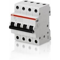 ABB SH204L Автоматический выключатель 4P 32А (C) 4,5kA
