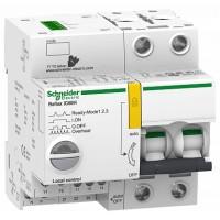 SE Acti 9 Smartlink Reflex iC60H Автоматический выключатель с дистанционным приводом 2P 16A B Ti24