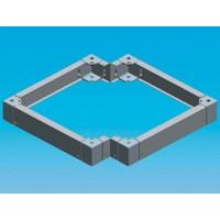 ABB Triline Цоколь для угловой секции 540х425