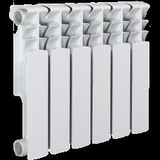 Радиатор 350 биметаллический 6 секции
