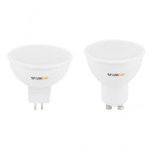 Лампа SPOT GU10/MR16  3 Вт,GU5.3/GU10, 3000K