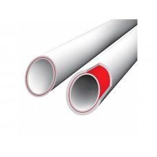 Труба Faser PN 20 90x12,3 (белый)  стекловолокно