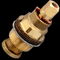 Кран-букса для смесителя резиновая резьба М18х1 под квадрат 7х7мм Центр Сантехники (Подольск)