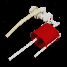 Арматура для бачка наливная боковое подключение РБМ