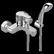Смеситель для ванны с душем серия FLOW одноручный Vidima