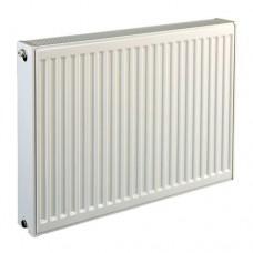Радиатор стальной панельный Compact C тип 22 H=400мм бок/п RAL 9016 (белый) Heaton Smart