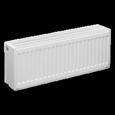 Радиатор стальной панельный KOMPAKT ERK тип 33 H=400мм бок/п RAL 9016 (белый) ELSEN