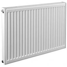 Радиатор стальной панельный Ventil Compact VC тип 11 H=500мм ниж/п прав в комплекте кронштейн. встроенный вентиль RAL 9016 (белый) Heaton Smart
