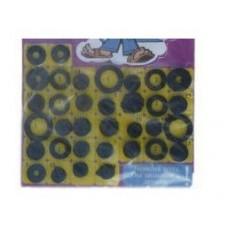 Набор прокладок для смесителя №8 Резинотехника