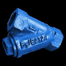 Фильтр магнитный сетчатый Y-образный чугун ФММ ВР Мегастрой