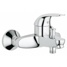 Смеситель для ванны с душем Euroeco одноручный Grohe