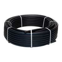 Труба ПЭ100 SDR21 Ру8 для х/в ГОСТ 18599-2001