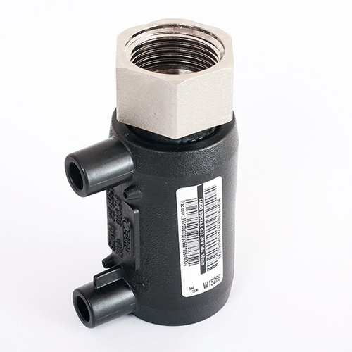Муфта ПЭ100 SDR7,4 эл/св Ру25 ВР