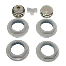 Комплект монтажный 7 предметов для биметаллических радиаторов Сантехпром