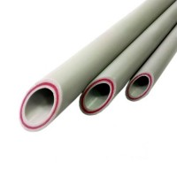 Труба PP-RGF арм стекловолокном серая Ру20 SDR7,4 РосТурПласт