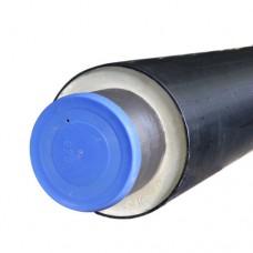 Труба электросварная ГОСТ 10704-91 оцинкованная ст ППУ-ПЭ тип 1 СОДК ГОСТ 30732-2006