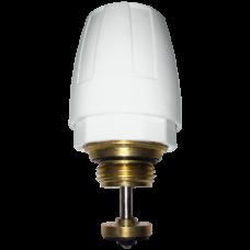 Клапан для коллектора латунь запорно-регулирующий Ру10 ВЗР 15 АПОГЕЙ