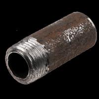 Резьба сталь удлиненная из труб по ГОСТ 3262-75